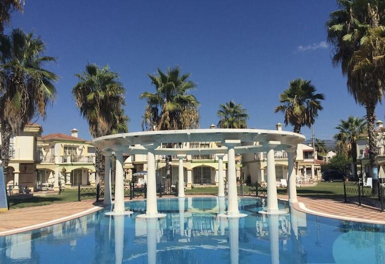 VillaMel, فتحية, حمّام سباحة خارجي