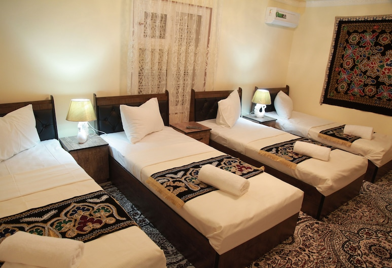 Native Hostel, 布哈拉, 舒适双人房/双床房, 客房