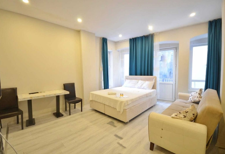 Trilya Hotel Istanbul , Istanbul, Rodinná izba, Hosťovská izba