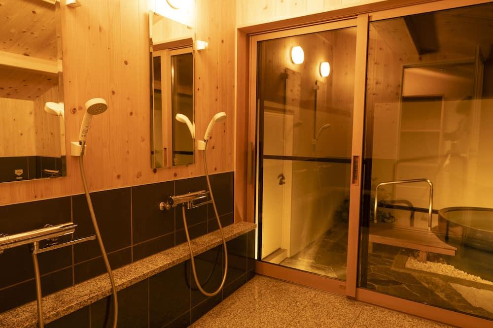 Doppelzimmer, Nichtraucher (Shirahama) - Badezimmer