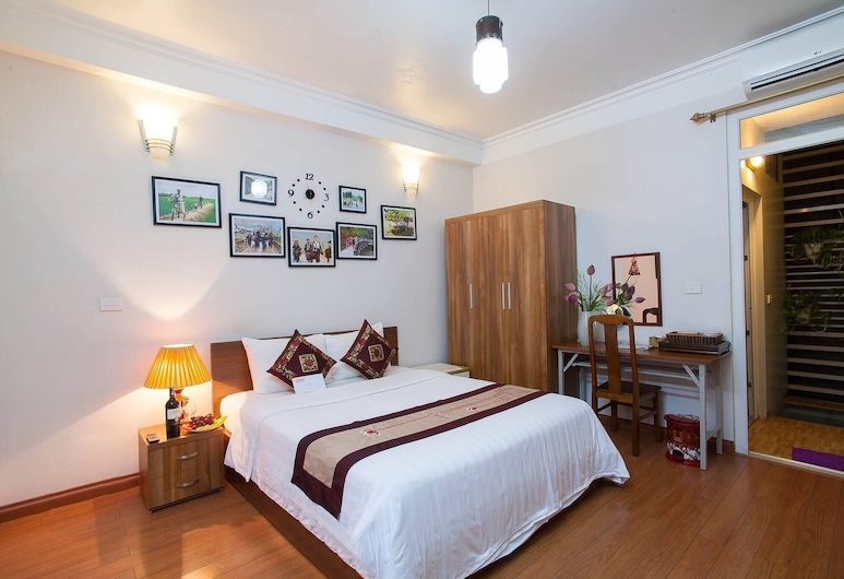 Homestay in Hanoi Old Quarter Private Room With En Suite, Hanoj, Izba
