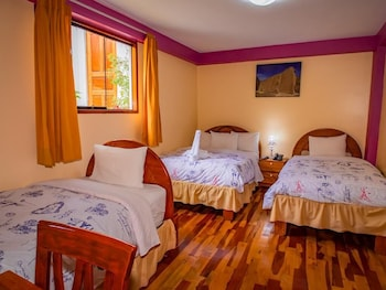 Picture of Hotel With Mountain Views With two Terraces - Double Room 2 in Ollantaytambo