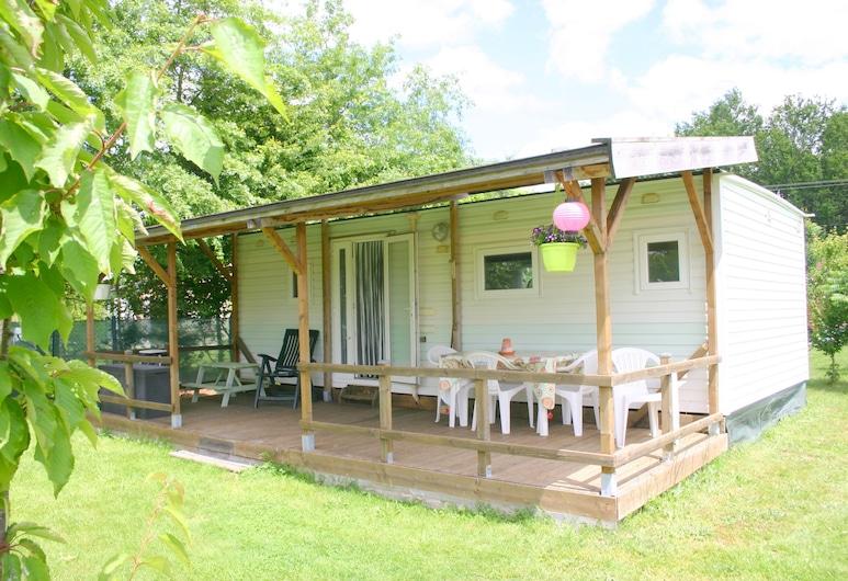 Mobile Home at Camping La Petite Lande, Saint-Jory-de-Chalais