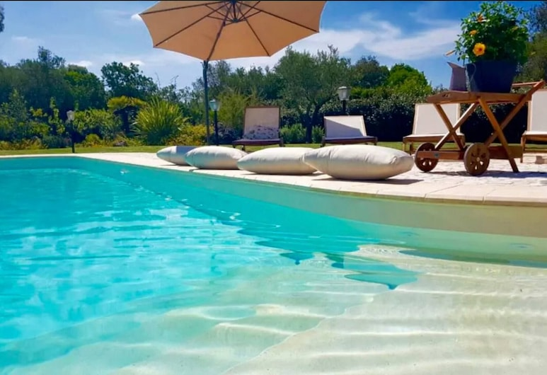 Alghero, Villa Nuit Blanche Luxury and Privacy With Swimming Pool, Alghero, Bazén
