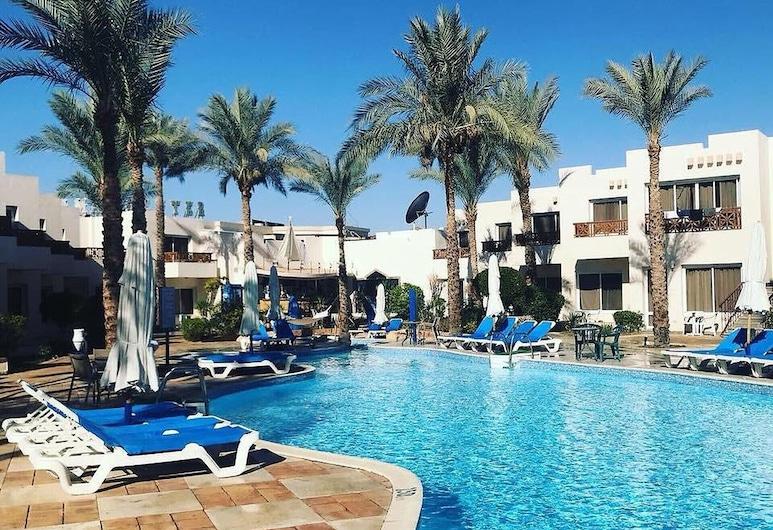 Le Mirage New Tiran Naama Bay Sea and Pool to Enjoy all day, Sharm el Sheikh, Bazén