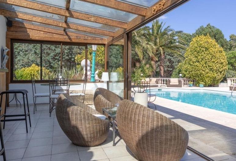 Le Pavillon de Pampelonne - Superior Room Camarat, Ramatuelle, Bazén