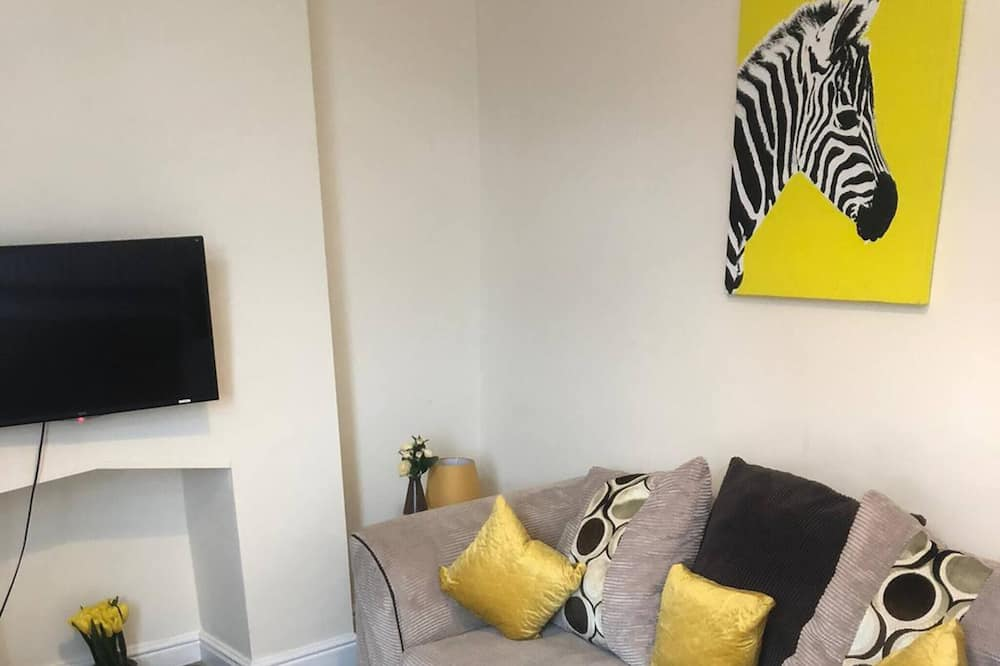 Ferienhaus, 2Schlafzimmer - Wohnbereich