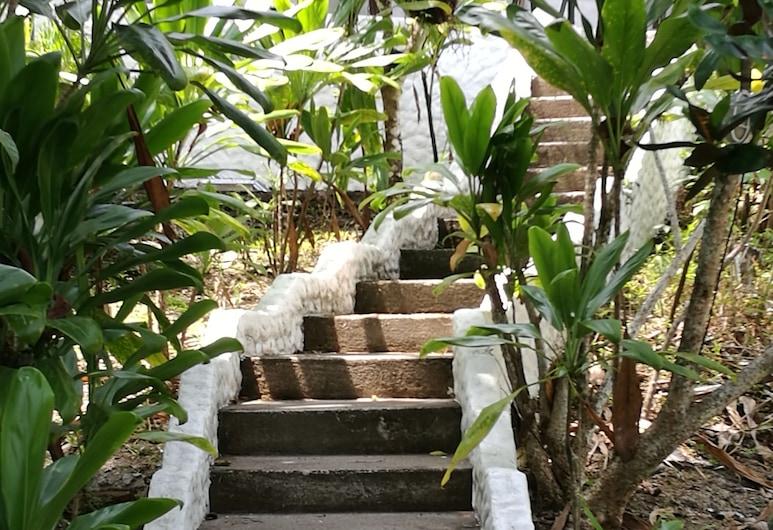 Manuel Antonio Comfort Casa Macaow, Manuel Antonio, Hotelgelände