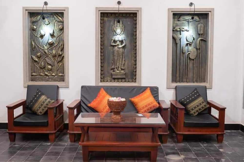 Nice Hotel Double Room Historical Style Angkor