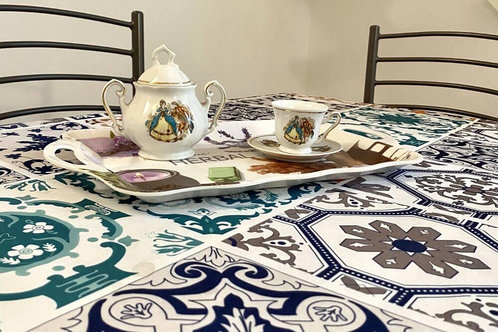 Classic apartman - Nappali rész