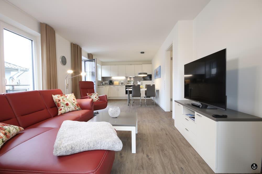Apartment (Cleaning Fee 85€ & Service Fee 12€) - Ruang Tamu