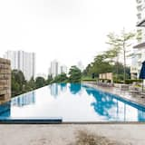 Basic Condo, Multiple Beds - Pool