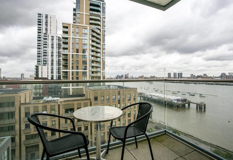 Guestready - 2-bdr Apartment With Balcony by The Thames, Londýn, Apartmán typu Basic, viacero postelí, Balkón