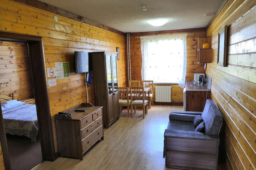 Kamar Comfort - Ruang Keluarga