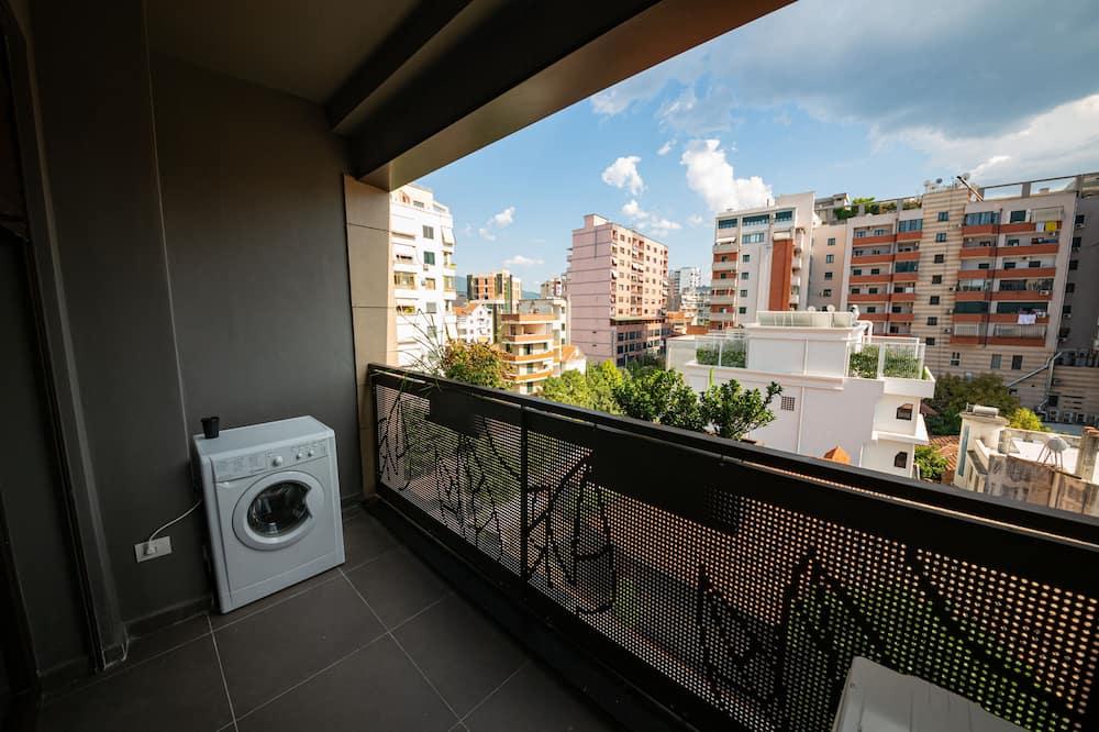 Lägenhet - 1 sovrum - balkong (1) - Balkong