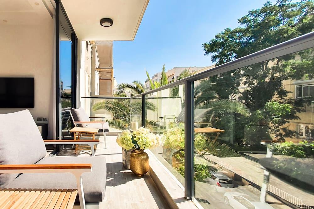 Apartmán typu Business - Terasa