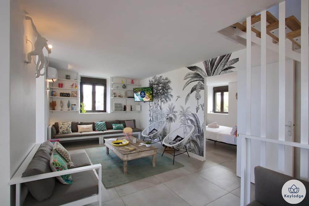 Villa, 4 slaapkamers - Woonkamer