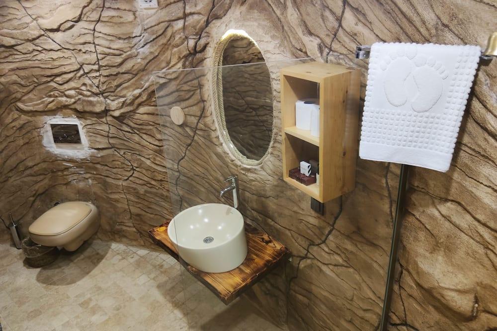 Hobbit House - バスルーム