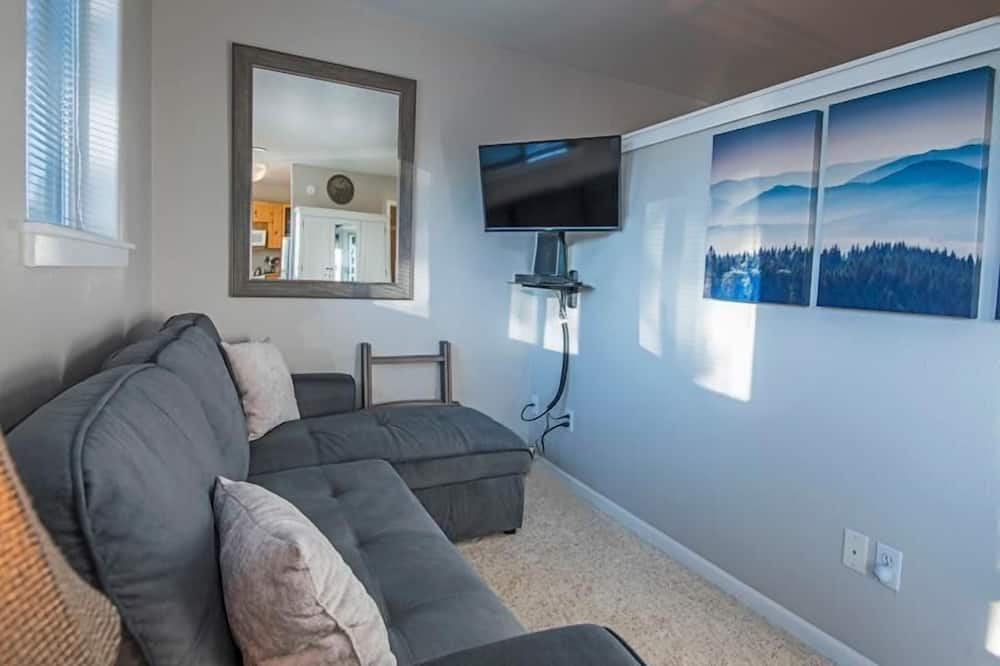 Apartment, Mehrere Betten (Sugar Pine) - Wohnzimmer
