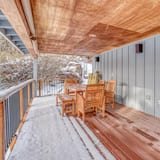 Kuća, Više kreveta (Cascade Chalet) - Balkon