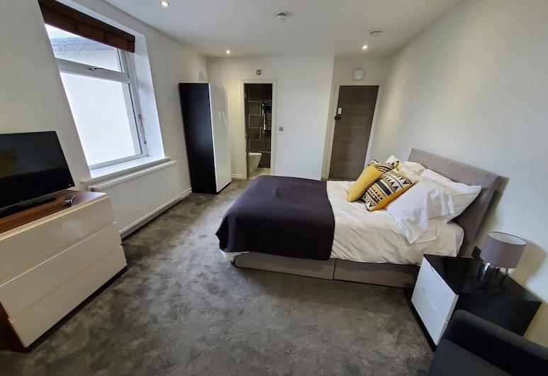 The Ashcroft Apartments, Manchester, Suite estudio ejecutiva, Habitación