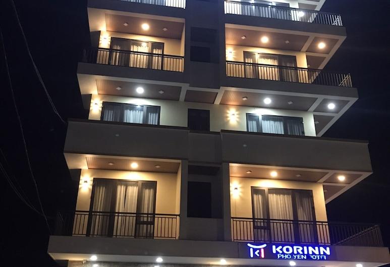 Khách sạn Korinn Phổ Yên II, Thị xã Phổ Yên, Mặt tiền khách sạn