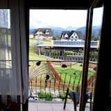 Doppelzimmer, Balkon, Bergblick (5) - Balkon