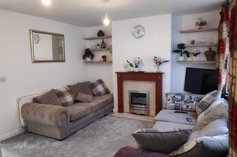 Domek Deluxe - Salon
