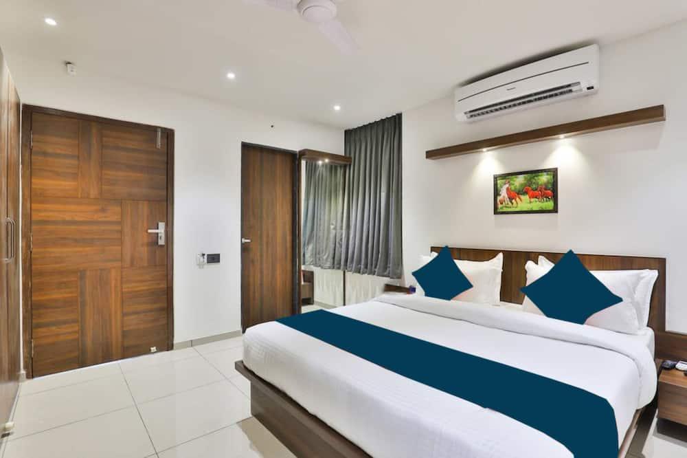 Улучшенный двухместный номер с 1 или 2 кроватями - Зона гостиной