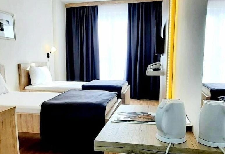 Hotel DOA, Skopje, Camera Comfort con letto matrimoniale o 2 letti singoli, Camera