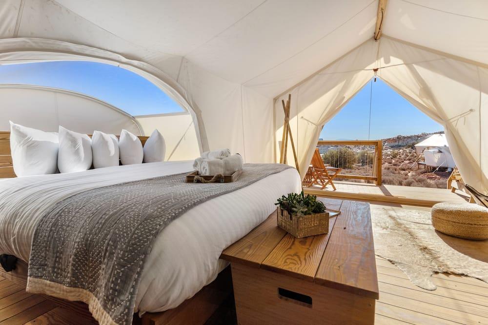 Stargazer Tent, Private Bathroom - Guest Room