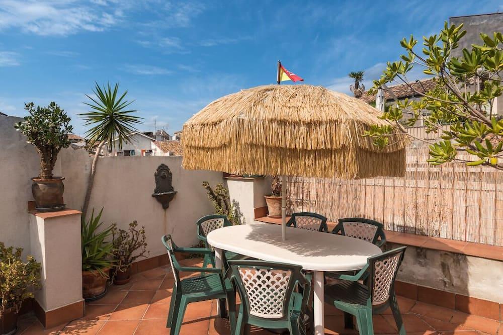 Apartament luksusowy - Taras/patio