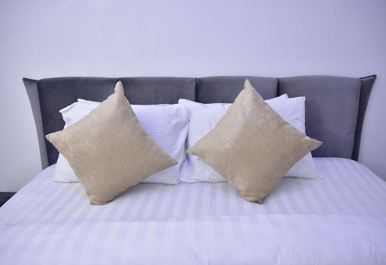 Sicily Luxury Suites, Lagos, Executive dvokrevetna soba, Soba za goste