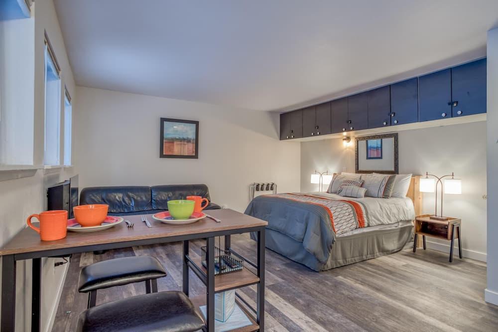 Soukromý byt, dvojlůžko (180 cm) (Yosemite) - Pokoj