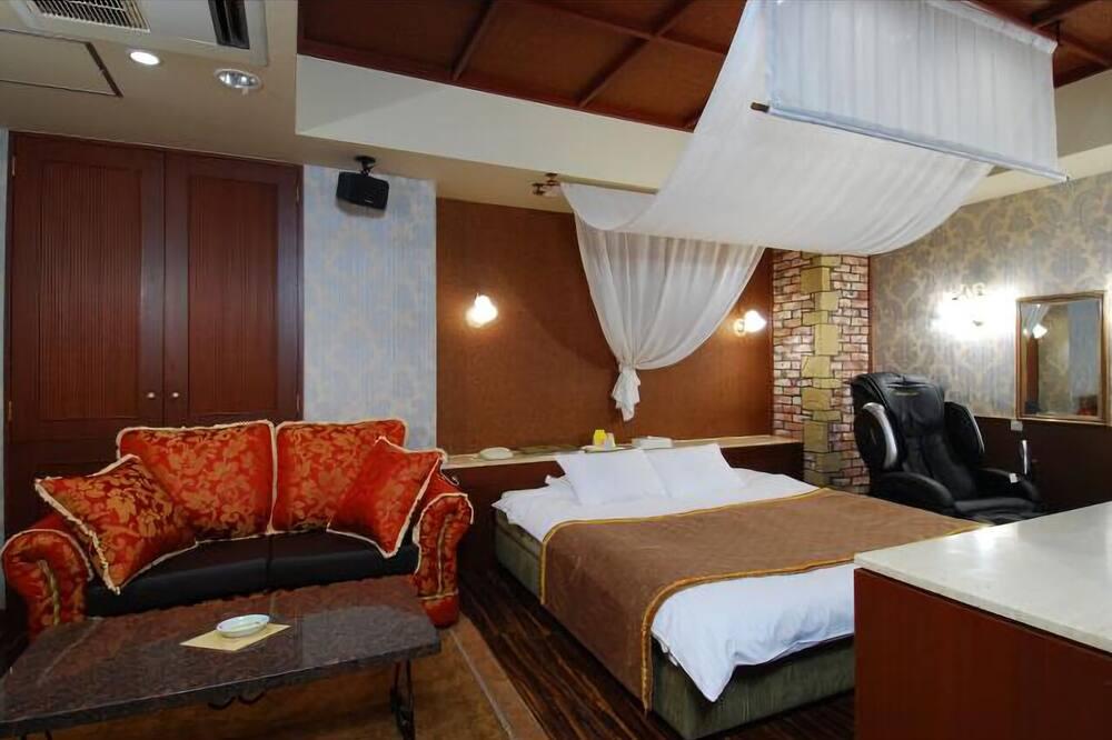 Standard Tek Büyük Yataklı Oda, Sigara İçilebilir - Oda