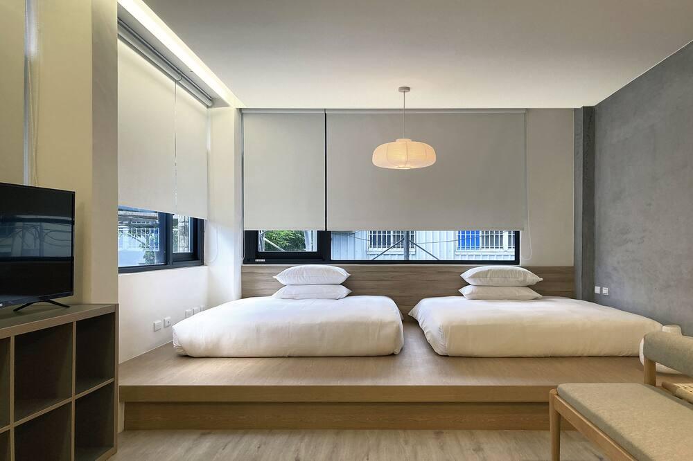 Čtyřlůžkový pokoj typu Comfort - Pokoj