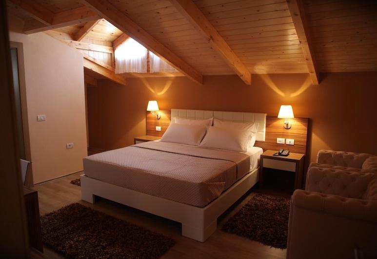 Hotel Vila 60, Tirana, Vendégszoba