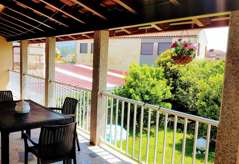 House With 3 Bedrooms in Porriño, With Wonderful City View, Enclosed Garden and Wifi - 90 km From the Slopes, O Porrino