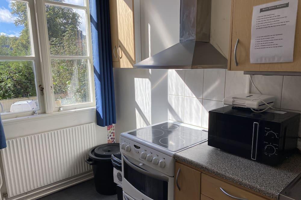 Habitación con 2 camas individuales, baño compartido - Cocina compartida