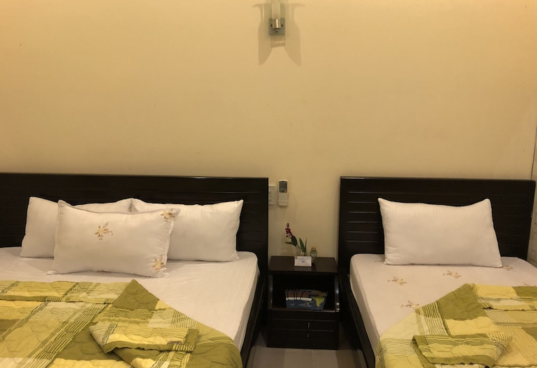 Le Tram Guesthouse, Phu Quoc, Standard Triple Room, Guest Room