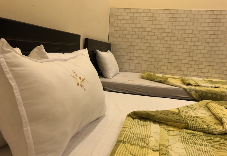 Le Tram Guesthouse, Phu Quoc, Standard - kolmen hengen huone, Vierashuone
