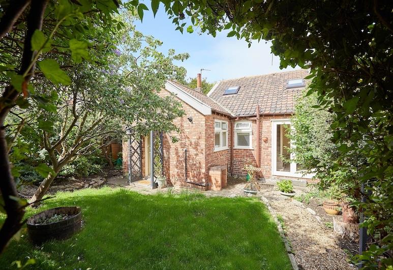 Rosebank Cottage, Saltburn-by-the-Sea, Garten
