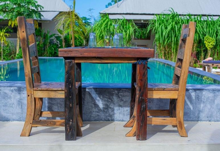 Shamba Village Lodge, 帕杰, 室外泳池