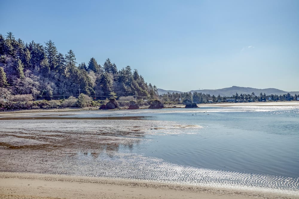 Будинок, багатомісний номер (Sea Chalet) - Пляж