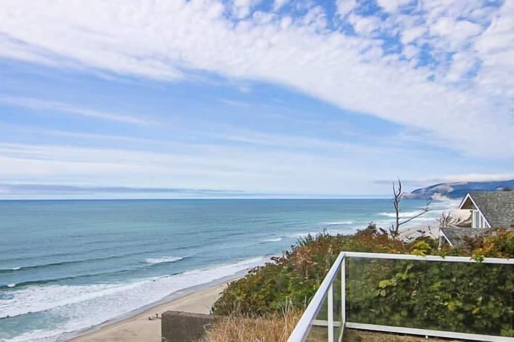 ハウス ベッド (複数台) (Whale Watch Beach House) - ビーチ