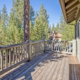 Ferienhaus, Mehrere Betten (Oregon Loop 1) - Balkon