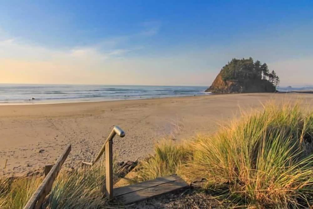 Ferienhaus, Mehrere Betten (Oceanfront Retreat) - Strand