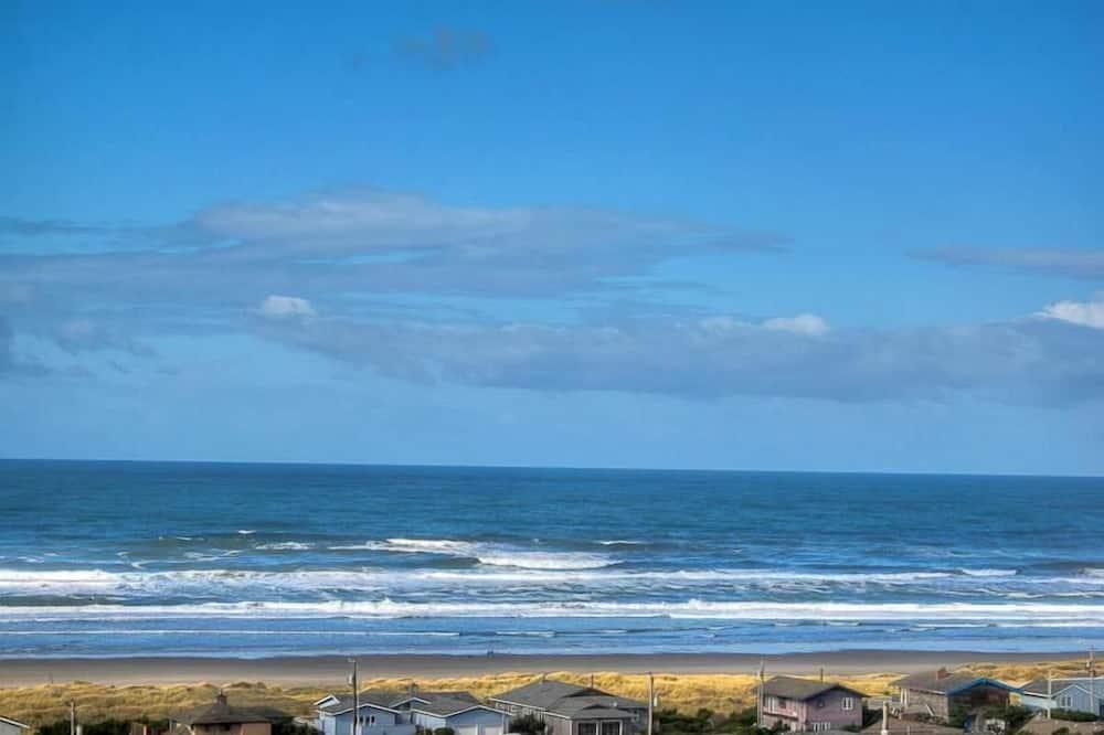 منزل - عدة أسرّة (Pacific Ocean Blue) - الشاطئ