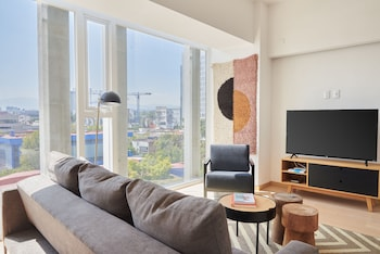 Fotografia hotela (Sonder at Icon Condesa) v meste Mexiko  City
