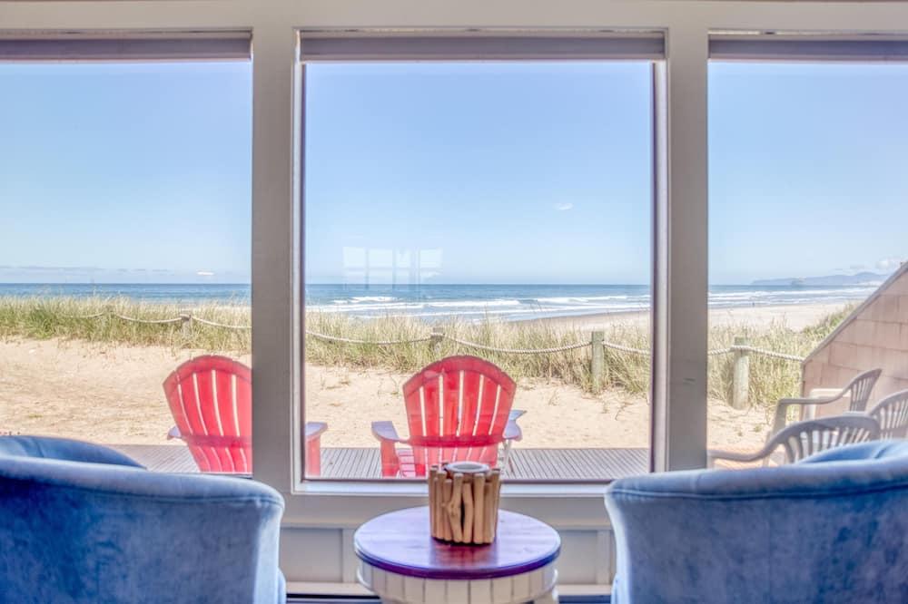 Dům, více lůžek (Breakers Beach House #10) - Obývací pokoj